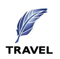 Logotipo Travel. Un proyecto de Diseño, Br, ing e Identidad y Diseño de iconos de Sergio Campo - 14-10-2017