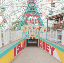 Coney Island. A Photograph project by Salvador  Cueva - 15-09-2017