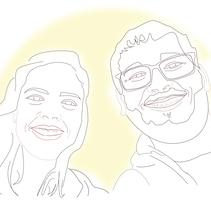 Encargo personalizado. A Illustration, Fine Art, and Vector illustration project by Alejandra Pérez Pire         - 07.11.2017