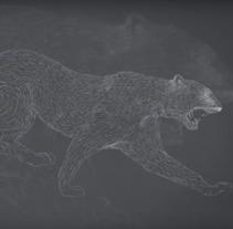 Dibujo para animación videoclip Fera. A Illustration project by Victoria Fdz-Oruña         - 07.11.2017