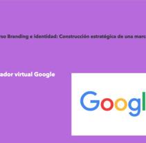 Mi Proyecto del curso: Branding e Identidad: construcción y desarrollo de una marca. Un proyecto de Marketing de mariafe444         - 07.02.2018