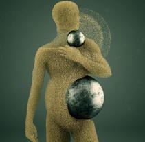 Estudio de X-Particles - Turbulence FD. Un proyecto de Diseño, 3D y Dirección de arte de Alessio Garcai         - 31.08.2017