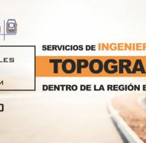 InGeoBrun Banner. A Design project by Hugo Ranz Ramírez         - 15.03.2017