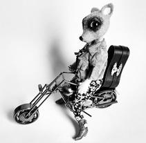 Mis chicas. Um projeto de Design, Fotografia, Animação, Artesanato, Design de brinquedos e Animación de personajes de Carolina Alles         - 15.11.2017