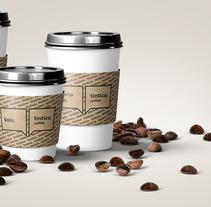 Tintico Coffee :: Logo + Packaging. Um projeto de Design gráfico de David Thomas Castrillo - 22-11-2017