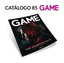 Catálogo 85 GAME. A Graphic Design project by Fernando Escolar López-Roso - 23-11-2017