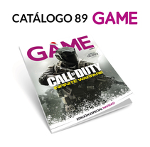 Catálogo 89 GAME. A Graphic Design project by Fernando Escolar López-Roso - 24-11-2017