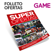 Folleto Ofertas GAME. A Graphic Design project by Fernando Escolar López-Roso         - 29.11.2017