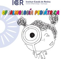 Oftalmología Pediátrica ICR. A Illustration, Education, and Vector illustration project by Marta Mayo Martín         - 30.11.2017
