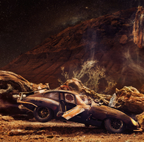 Madmax, meteorito.. A Photograph project by Fran Rodriguez         - 30.11.2017