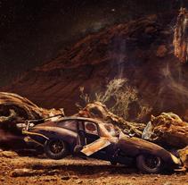 Madmax, meteorito.. Um projeto de Fotografia de Fran Rodriguez - 30-11-2017