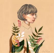 Fauna. Un proyecto de Ilustración, Bellas Artes y Pintura de Elena Pancorbo - 30-11-2017