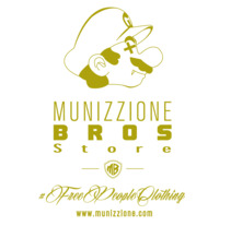 Munizzione Bros Store - Exclusive Streetwear Clothing - La mía squadra. Un proyecto de Publicidad, Moda, Marketing, Post-producción, Tipografía, Vídeo y Social Media de Álvaro P. Morales         - 01.12.2017