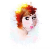 Painting with my iphone. Un proyecto de Ilustración, Fotografía, Dirección de arte, Diseño de personajes, Bellas Artes, Diseño gráfico, Comic y Retoque digital de Irene Gómez         - 03.01.2018