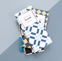 Chocolate Tour. Un proyecto de Diseño, Ilustración, Dirección de arte, Br, ing e Identidad, Cocina, Packaging y Diseño de patrones de Laura  Inat - 17-01-2018