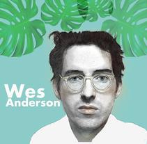 Anderson. A Illustration project by Pilar Santiño         - 05.12.2017