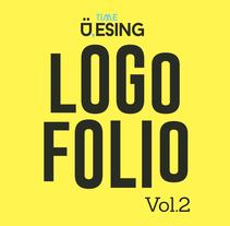 LOGO FOLIO Vol.2 . A Br, ing, Identit, Design Management, and Graphic Design project by Javier Pérez Fuentes         - 30.01.2018