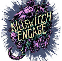 Killswitch Engage - Ilustración para Merch - 2018 tour. A Illustration project by Marcos Cabrera         - 02.02.2018