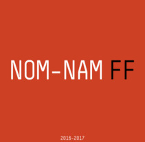 Nom-Nam Fast Forward. A Design project by Xavier Grau Castelló         - 12.02.2018