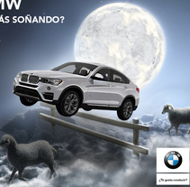 Proyecto BMW. A Advertising project by javi_021         - 21.02.2018