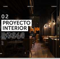 XUD Arquitectura. A Software Development, and Web Development project by Victor Alonso Pérez Lupú         - 21.02.2018