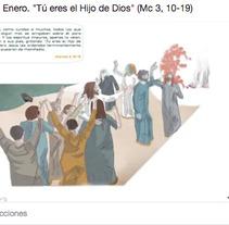 ILUSTRACIÓN EBOOK. A Illustration project by Blanca Gimeno         - 01.01.2018
