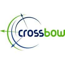 Logo CROSSBOW project. A Design, Br, ing, Identit, and Graphic Design project by Elena Doménech         - 27.02.2018
