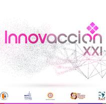 Marca InnovAcción UESFN. Um projeto de Design, Publicidade, Br, ing e Identidade e Gestão de design de kristian Javier Auquilla         - 01.03.2018