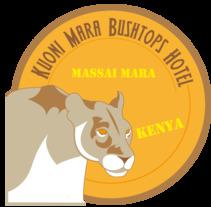 Kuoni Mara Bushtops Hotel. Un proyecto de Ilustración y Diseño gráfico de Rebeca Gordillo Escobar         - 03.06.2015