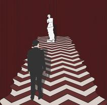 Ilustraciones Twin Peaks. Um projeto de Design e Design gráfico de Jaime San Simón Hernández         - 22.08.2017