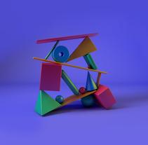 Totem. Um projeto de 3D de Celia López Antequera         - 13.12.2017