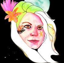 La mujer Iguana. Um projeto de Ilustração de Cassandra Sicre         - 07.03.2018