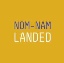 NOM-NAM LANDED. Un proyecto de Diseño de Xavier Grau Castelló         - 12.03.2018