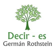 Espacio de textos acerca de psicología, sociedad y actualidad. Escritos en un lenguaje accesible para todos: http://www.decir-es.org/. Un proyecto de Escritura de Germán Rothstein         - 13.03.2018