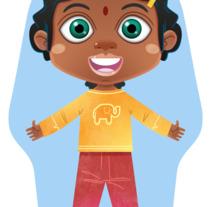 World Kids. Um projeto de Ilustração de Javier Sánchez         - 20.03.2018