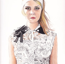 Watercolor. Un proyecto de Diseño, Ilustración y Moda de Rosa García         - 01.04.2018