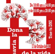 Cruz roja. Um projeto de Design, Eventos e Design gráfico de Miguel Valdeolmillos         - 04.04.2018