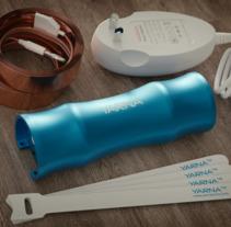 yarna - water softener . Um projeto de Publicidade e 3D de Tano Lombardo         - 16.04.2018