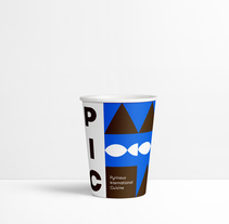 PIC festival system identity. A Art Direction, and Graphic Design project by Helena Llop         - 22.04.2018